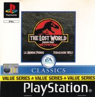 Playstation (Classics Value Series): Jurassic Park The Lost World - Complete